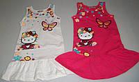 """Сарафан """"Hello Kitty"""" на 2-8 лет, в упаковке 7 шт."""