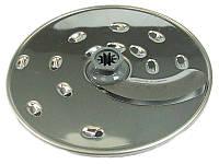 Оригинал. Диск терка крупная для толстой нарезки для кухонного комбайна Kenwood код KW715981