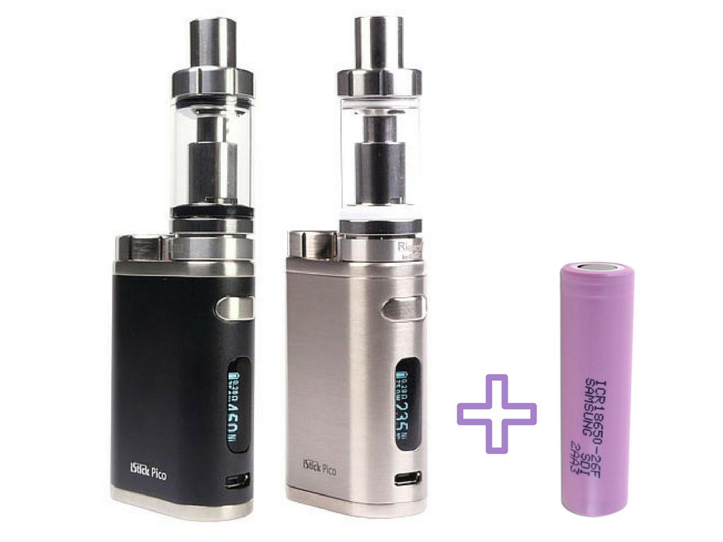 Электронная сигарета Eleaf iStick Pico 75W  Quality Replica
