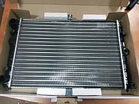 Радиатор охлаждения  ВАЗ 2108,2109,21099 алюминиевый Лузар