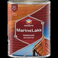 Eskaro Marine Lakk 90 2,4 л Уретан-алкидный лак для яхт - Глянцевый лак для яхт, палуб, кают, лодок, катеров
