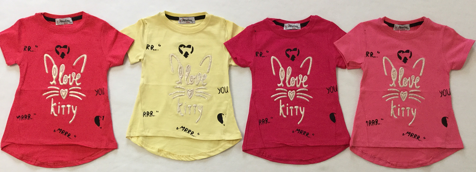 Туника Kitty 1-4 лет