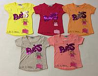 Туника Париж на возраст 1-4 года