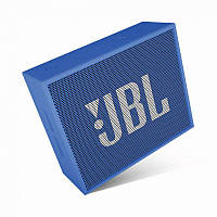 Портативная акустика JBL GO Оригинал. Синий. Blue