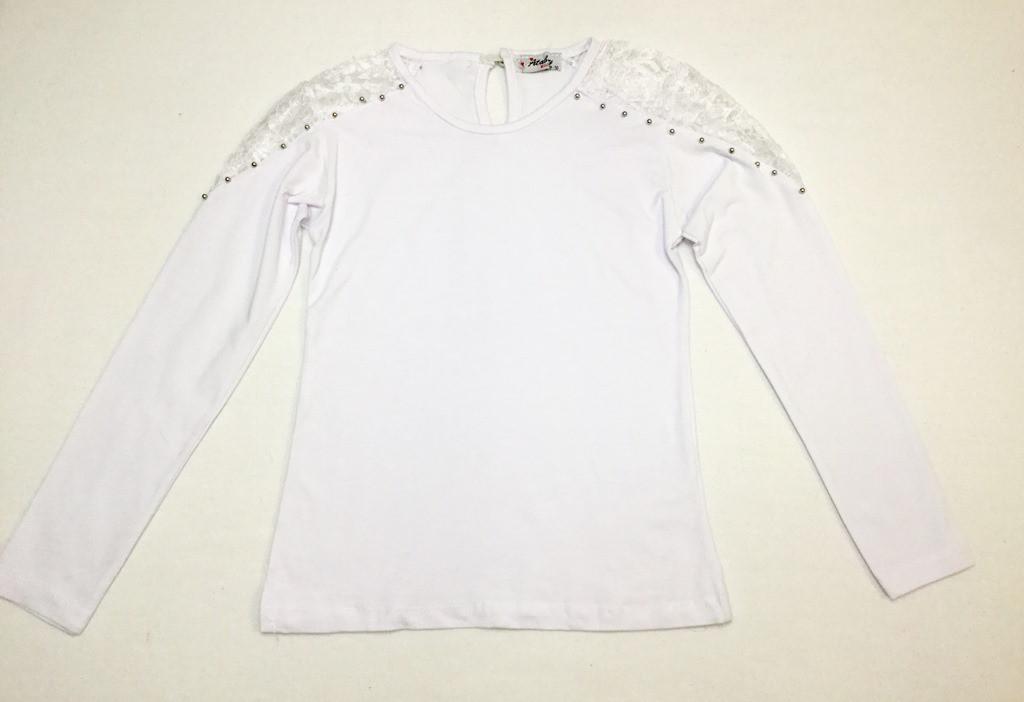 Блуза трикотажная на 9-12 лет
