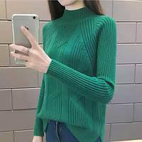 Теплый  свитер , 4 цвета, фото 1