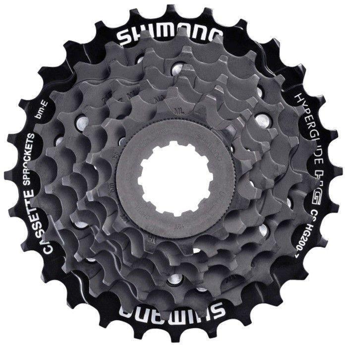 Кассета Shimano Tourney CS-HG200, 12-28T, 7 звезд
