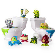 Игровой набор Странная ванная Flush Force
