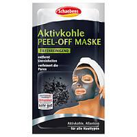 Маска для лица Schaebens AKTIVKOHLE PEEL-OFF MASKE 2x8ml