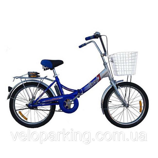 Велосипед детский Titan Десна 20″ (2018) NEW