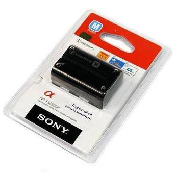 Аккумулятор NP-FM500H для фотоаппаратов и видеокамер Sony