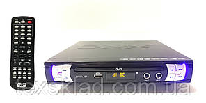 ДВД плеєр DVD-911 з караоке (CD/DVD/USB)