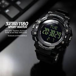 Часы с пульсометром и шагомером Skmei 1180