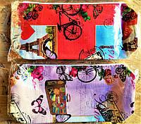 Копия ПЕНАЛ-КОСМЕТИЧКА «ПАРИЖ» 18см×3,5см×7см., фото 1