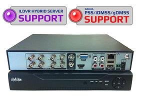 Видеорегистратор 8-ми канальный Division DV-0804HR