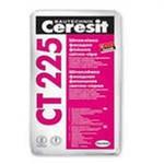 Шпатлёвка фасадная финишная белая Ceresit CT 225/25кг