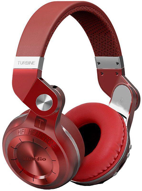Наушники Bluedio T2 Plus Red (EARA15)