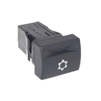 Клавиша включения кондиционера ВАЗ-2170, фото 2