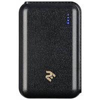 Внешний аккумулятор (Power Bank) 2E 6000mAh Black