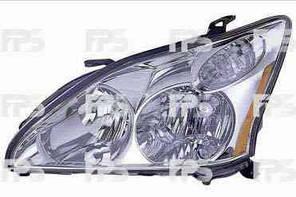 Фара передняя для Lexus RX '04-08 правая (DEPO) Н11+НВ3