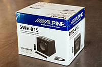 Активный сабвуфер  Alpine SWE-815 саб