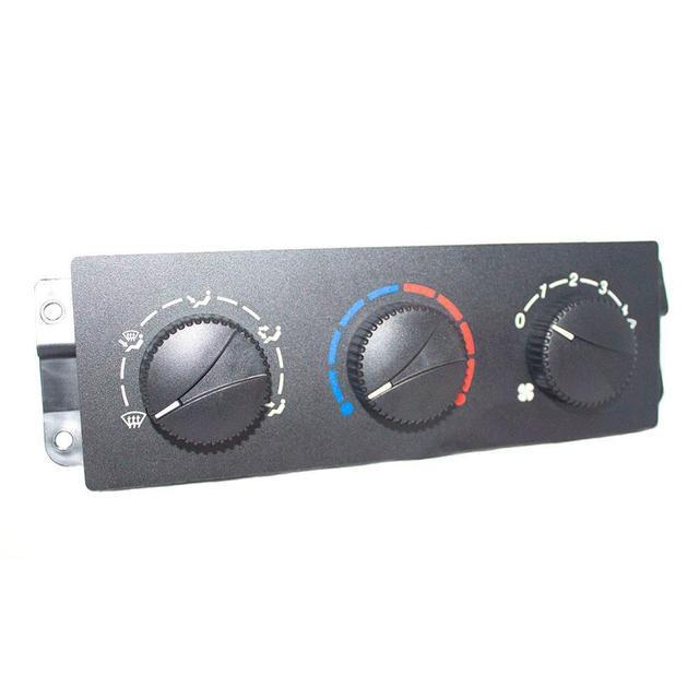 Блок управления отопителем ВАЗ-2170