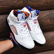 Баскетбольные кроссовки в стиле Nike Air Jordan 5, фото 2