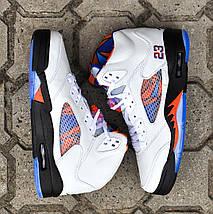 Баскетбольные кроссовки в стиле Nike Air Jordan 5, фото 3