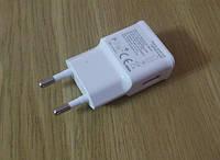 USB зарядка / блок питания 5В/0,2А, пит. 220В белый Travel adapter