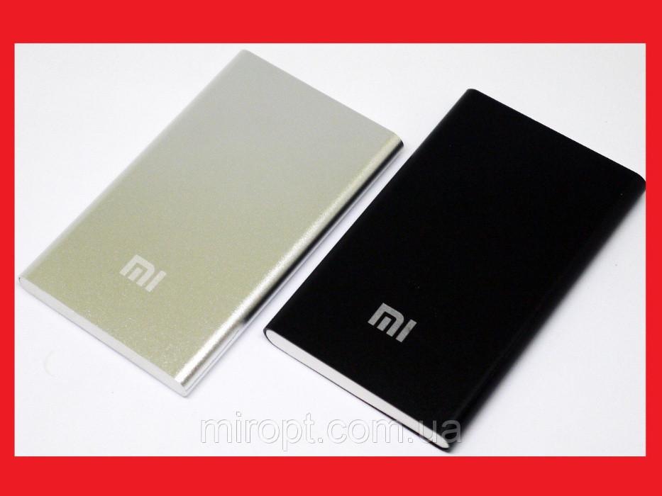 Power Bank Xiaomi Mi Slim 12000 mAh, супер тонкий