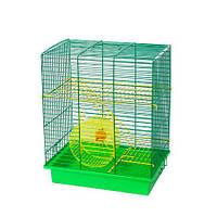 Фауна Клетка для грызунов Хомяк 3 цельная, краска 320*220*380