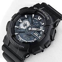 Стильные Часы спортивные CASIO G - SHOCK GA 110 Black(реплика)