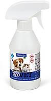 Спрей от эктопаразитов для взрослых собак и кошек Инсектостоп ProVет 100мл