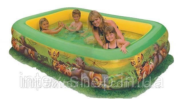 Детский надувной бассейн Intex 57465