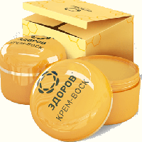 ЗДОРОВ - Крем-воск пчелиный для суставов, 30 мл