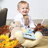 Вышиванки для мальчика ОПТОМ (ручная робота, 1 год), фото 1