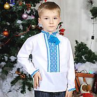 Вышиванка для мальчика ОПТОМ (ручная робота, 5 лет), фото 1