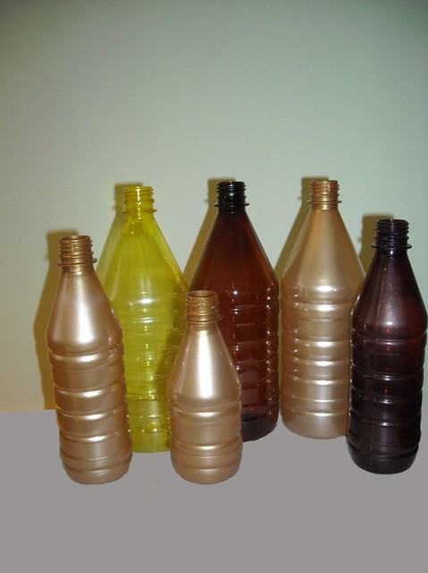 Пет пляшка 0.25 л.