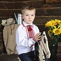Вышиванки для мальчика ОПТОМ (ручная робота , 5 лет), фото 1