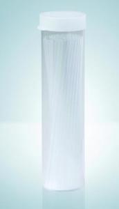 Капилляры для определения температуры плавления, Закрыт один конец, Длина 80 мм, внеш.? 1,40 мм, внутр. ? 1,00