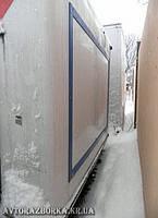 Будка рефрижераторная спецразвозчик мороженного