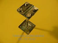 Зажим крестовидный на плоское основание, фото 1