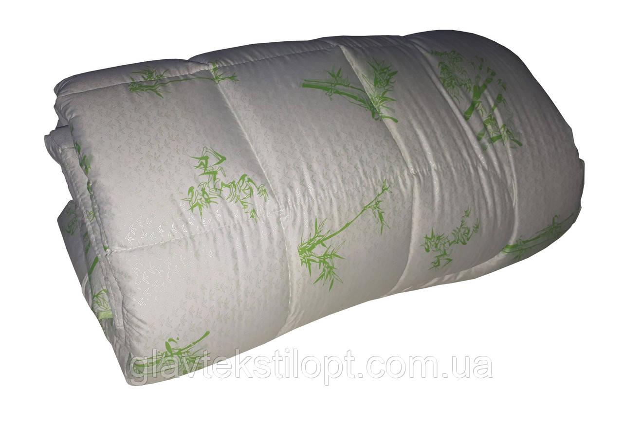 Зимнее Одеяло Бамбук 200*220 ТМ Главтекстиль