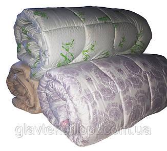 Зимнее Одеяло Бамбук 200*220 ТМ Главтекстиль, фото 2