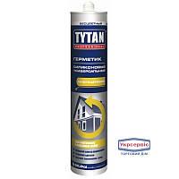 Герметик TYTAN 310мл силикон прозрачный