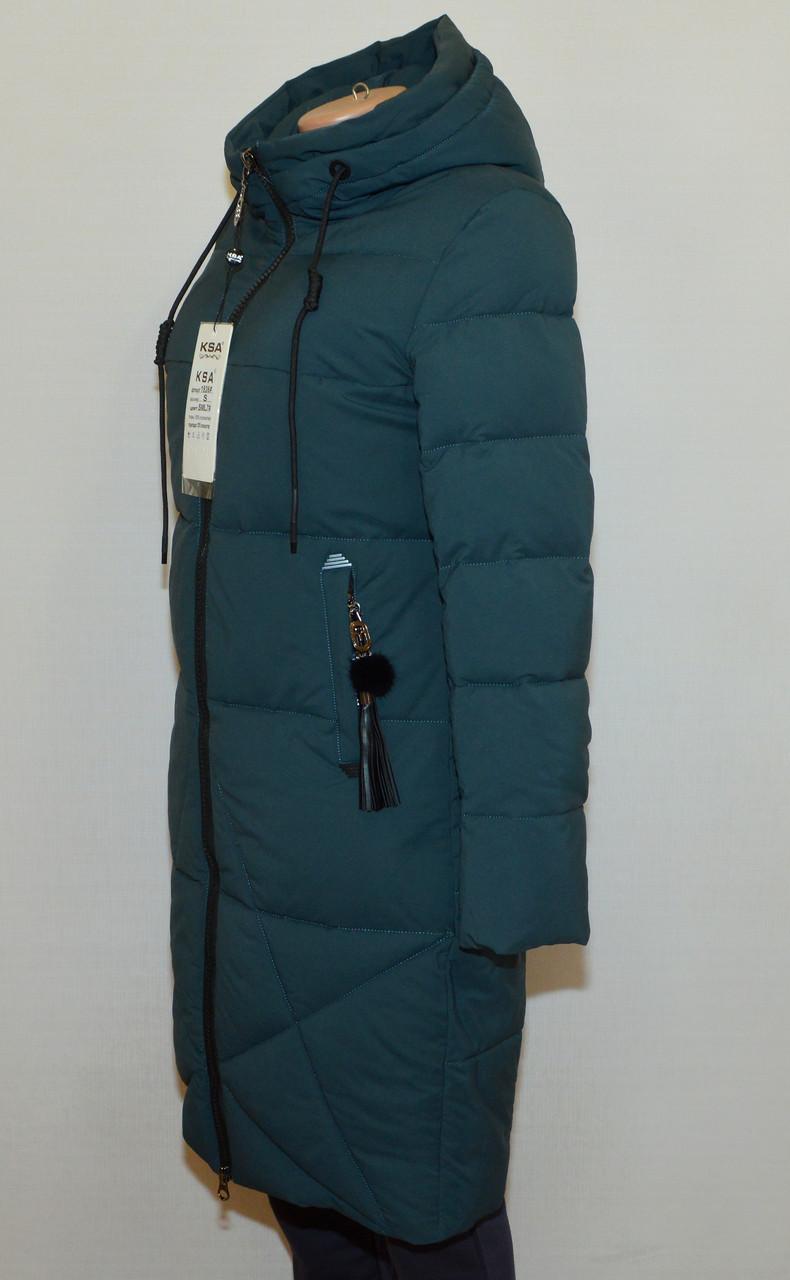 Зимняя женская куртка KSA S-M