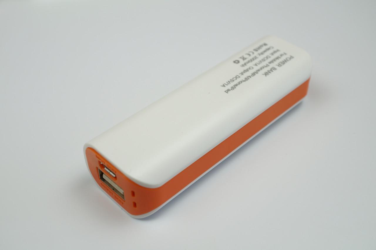 Внешний аккумулятор Power bank 2000mAh 3.7v