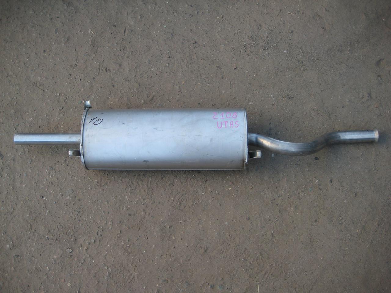 Глушитель ВАЗ 2108 2109 Ютас алюминька