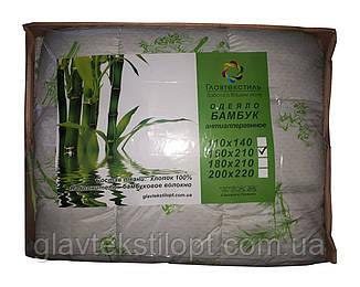 Зимнее детское Одеяло Бамбук 105*140 ТМ Главтекстиль, фото 2