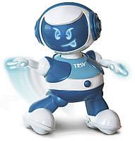 Интерактивный робот DISCOROBO – ЛУКАС (танцует, озвуч. укр. яз., синий) (TDV102-U)